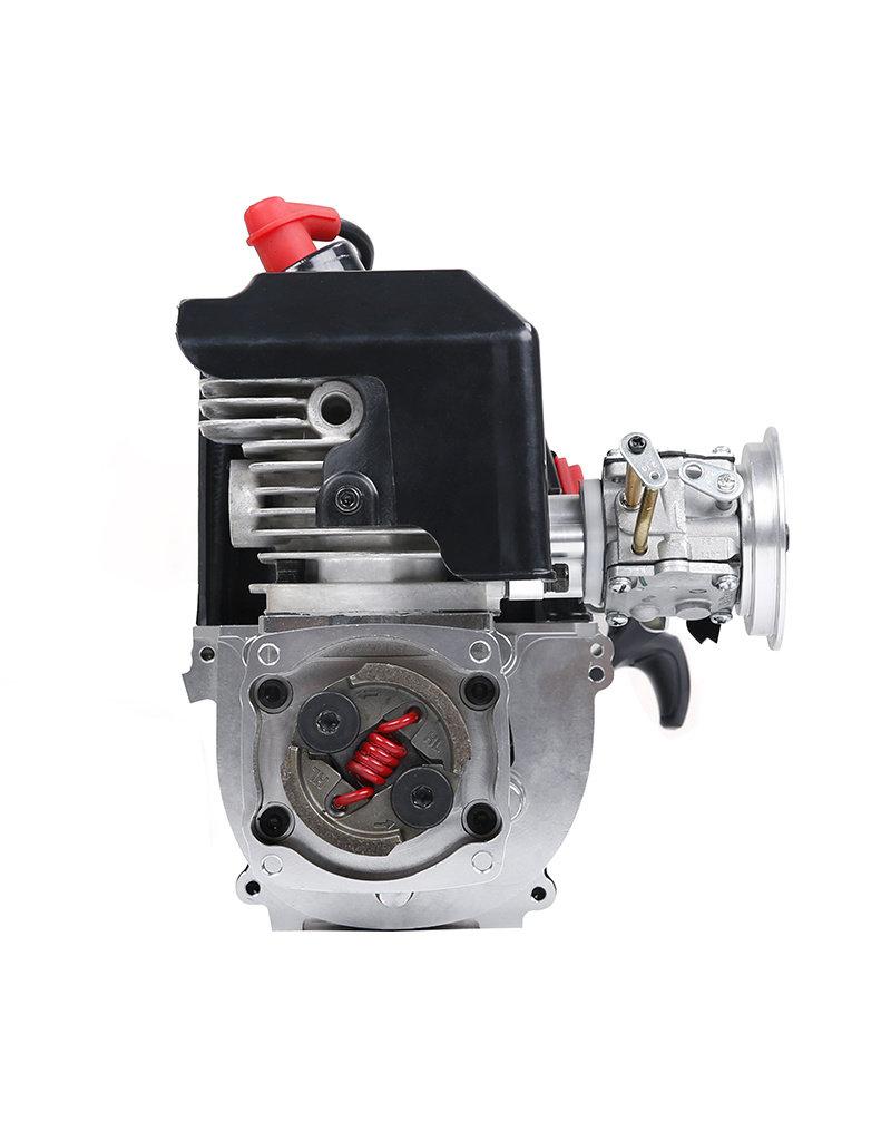 Rovan 71cc vier bouts tweetakt luchtgekoelde motor (Walbro WJ71 carburateur en NGK bougie) voor BAHA en Losi