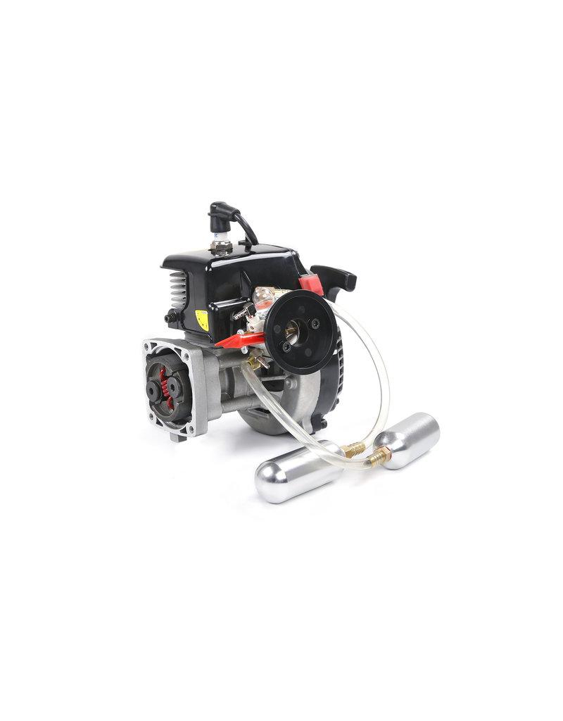 Rovan 29cc motor van Chinese makelaardij  voorzien van booster pomp