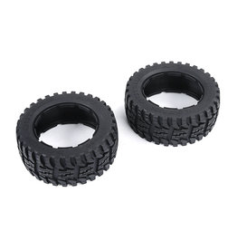 Rovan Baha 2nd gnt AT Tire Front / All  Terrain tire set front 170x60 (2pc)