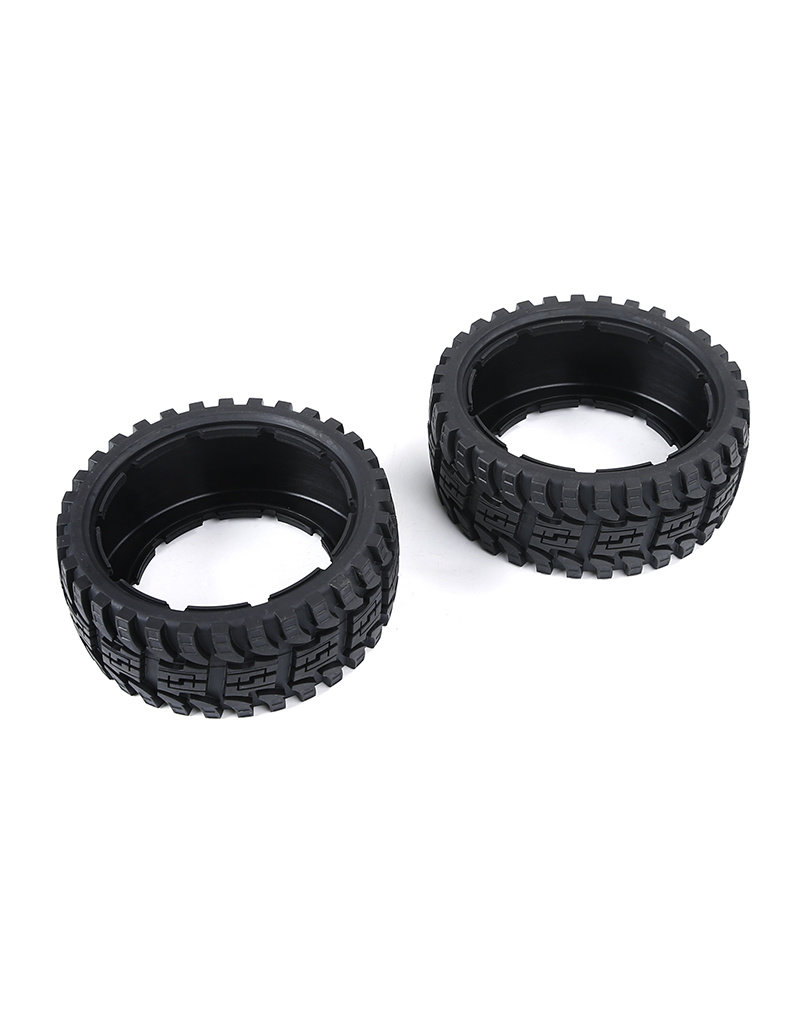 Rovan  Baha 2nd gnt AT Tire Front / Alle soorten ondergrond bandenset voor 170x60 (2pc)
