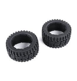 Rovan Baha 2nd gnt AT Tire Front / Alle soorten ondergrond banBaha 2nd gnt AT Tire Front / Alle soorten ondergrond bandenset achter 170x80 (2pc)denset achter 170x80 (2pc)