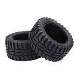 Rovan Baha 2nd gnt AT Tire Front / Alle soorten ondergrond bandenset achter 170x80 (2pc)