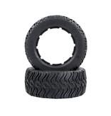 Rovan BAHA 5T/5SC/5FT third-generation road tires 180*70 (2pcs) / achterbanden