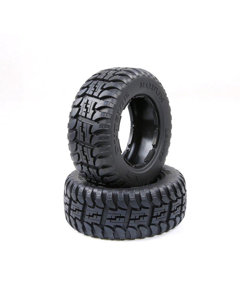 Rovan BAHA 5T/5SC full terrain rear tyres skin set (190x75)  2 pcs
