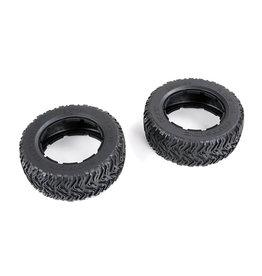 Rovan BAHA 5T/5SC/5FT third-generation road tires 180*60 (2pcs) / voorbanden