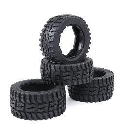 Rovan Baha 2nd gnt All Terrain Tire sets (4pcs)  170x80 en 170x60