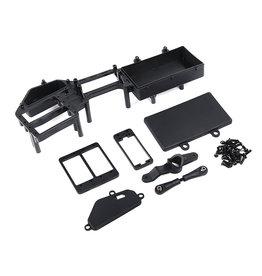 Rovan Losi 5ive-T / Rovan LT twin steering servo equip settings kit