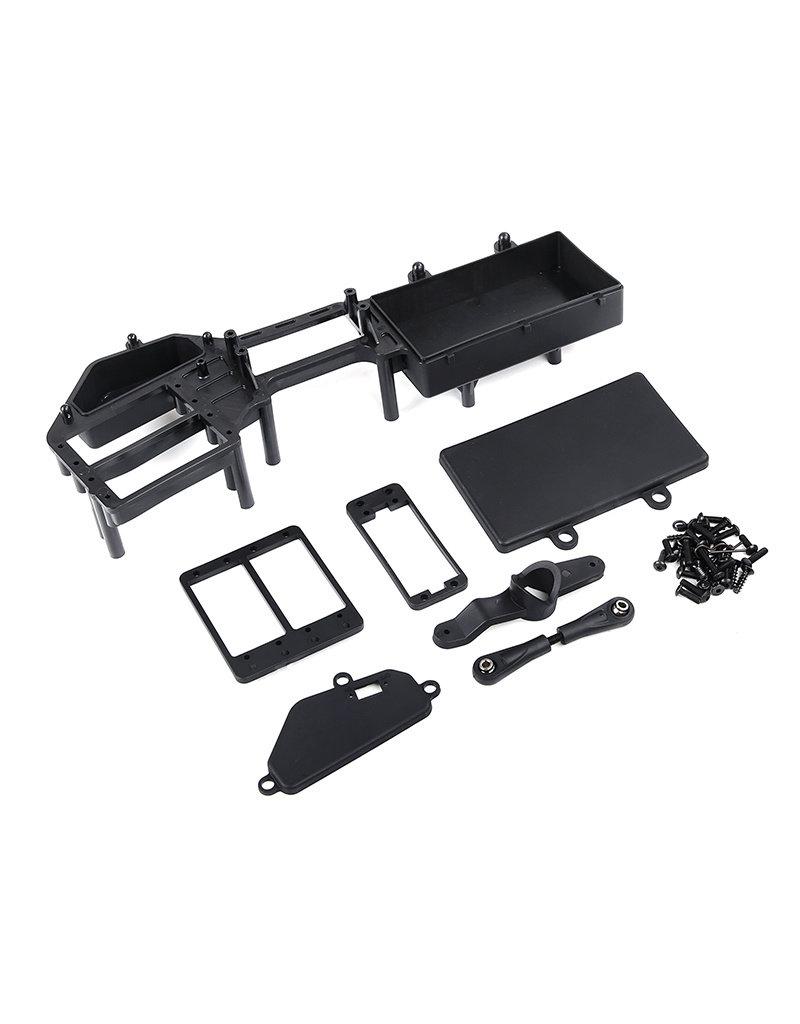 Rovan Losi 5ive-T / Rovan LT box voor dubbele stuurservo-uitrusting