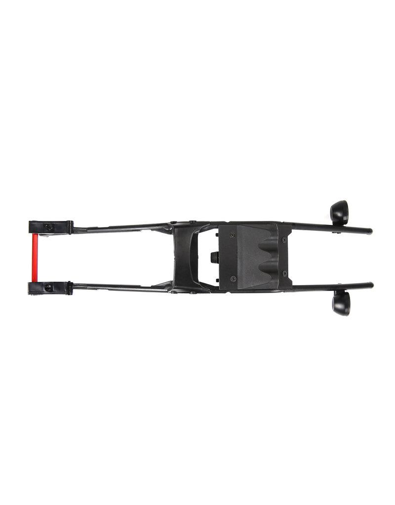 Rovan BAHA  rolkooi set  in zwart met of zonder LED verlichting set