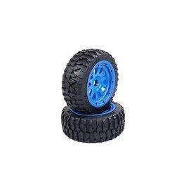 Rovan Sports Grind-/Gravel banden compleet voor 5B 170 x 60 2 st. in diverse kleuren