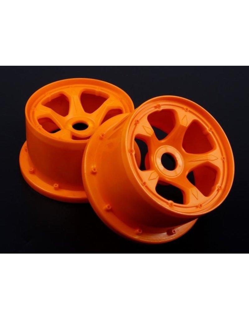 Rovan Sports 5B Nieuwe uitvoering extra sterke nylon achter wiel set in verschillende kleuren