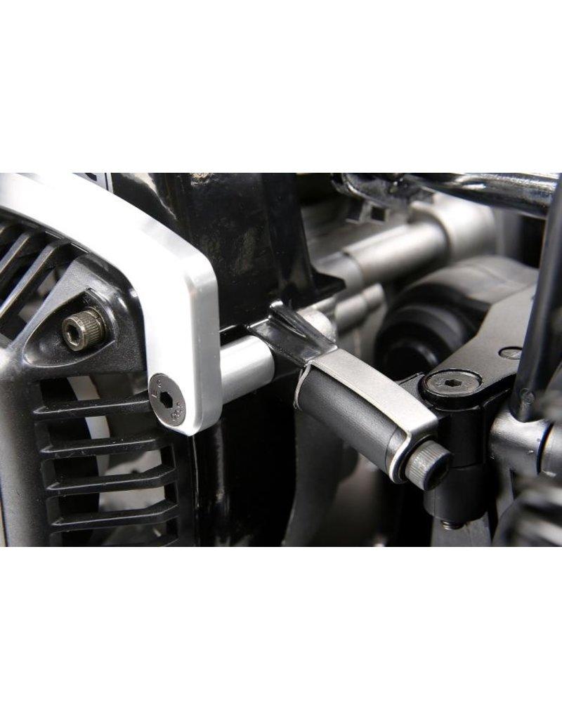 Rovan Baha motorkap versterkt frame (zilver of oranje)