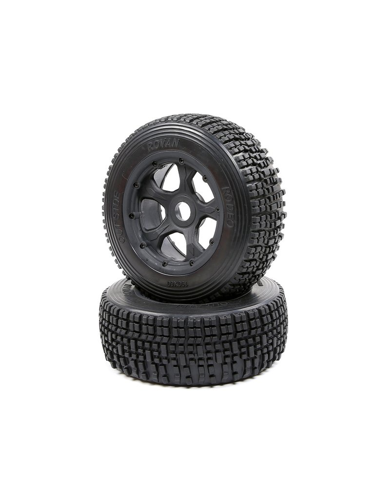 Rovan Sports 5SC Rodeo front tyres Outside 190x60 (2pcs)