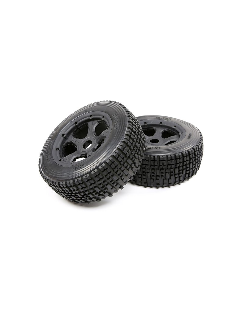 Rovan 5SC Rodeo front tyres Outside 190x60 (2pcs)