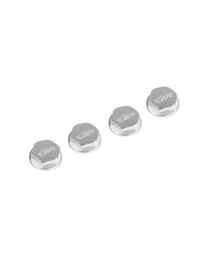 Rovan Baha CNC aluminium wielmoeren in verschillende kleuren (4 stuks)