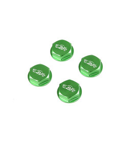 Rovan Baha closed tire fixing nut in several colors  (4 pcs)