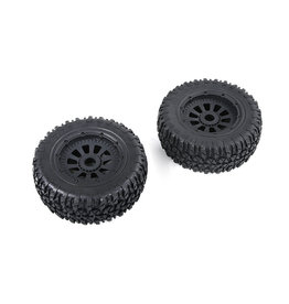 RovanLosi LT tyre Rovan Outside 180x70 (2pcs.) Losi 5iveT tire set available with various color beadlocks