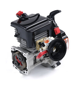 Rovan 45cc double ring four-pointed fixed easy start engine (Walbro1107 carb., NGK spark plug)