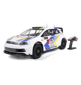 Rovan Sports Rofun RF5 rally model met 36cc motor en gekleurde of doorzichtige body