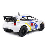 Rovan Sports Rofun RF5 rally model with 36cc engine and colored or transparent body