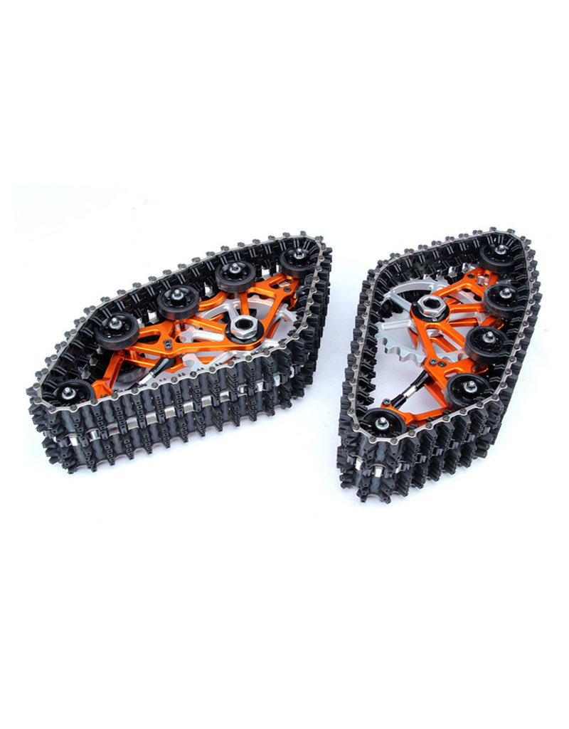 Rovan 1:5 CNC aluminium (sneeuw)rupsen / crawler