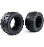 Rovan 3rd gnt herringbone tires. BMT Tyre 220x120  (2pc)