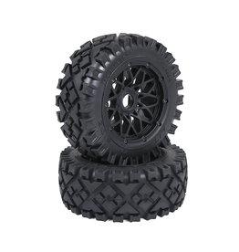 Rovan Sports 5B front terrian tyres set AIT 2pcs 170x60