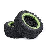 Rovan 5B front terrian tyres set AIT 2pcs 170x60