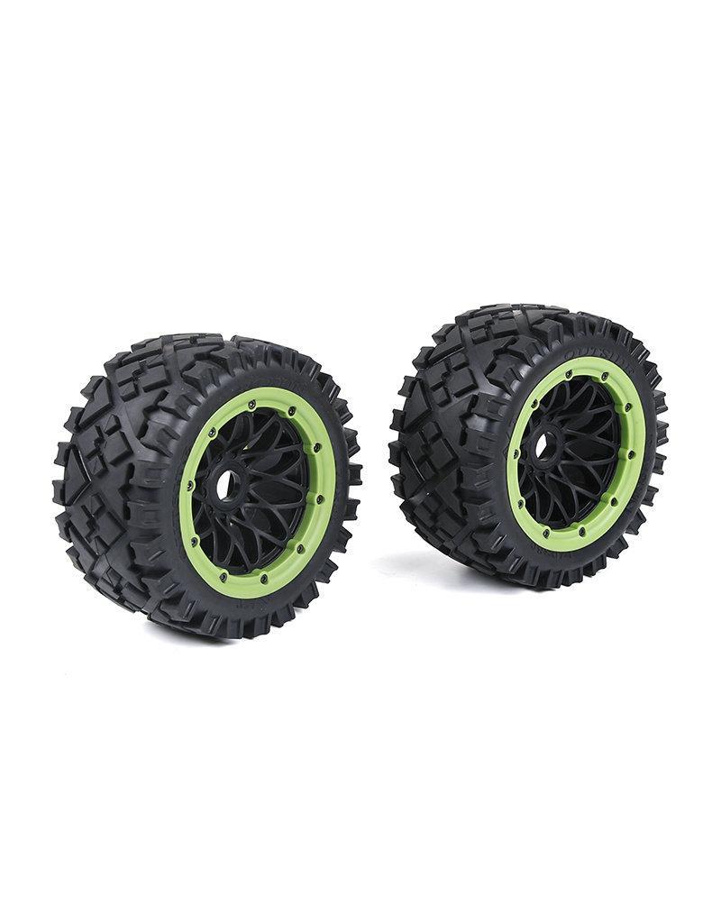 Rovan Sports 5B Rear terrain tyres set (2pcs.) / AIT Outside 170x80 (2pcs.)