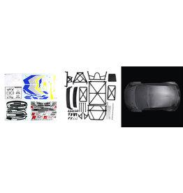 Rovan Sports RF5 conversie kit , verkrijgbaar in doorzichtig, wit, en grijs