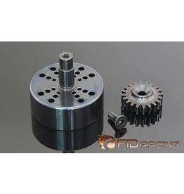 FIDRacing FID Racing Losi DBXL Clutch Bell Machined & 20T Pinion Gear