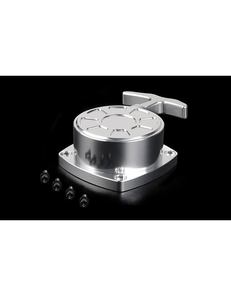 Rovan CNC metalen Easy-Start trekstarter voor BAHA 45CC motor (in rood of zilver)