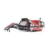 Rovan Sports GT pig rolkooi compleet met panelen, lampen en reservewiel houder
