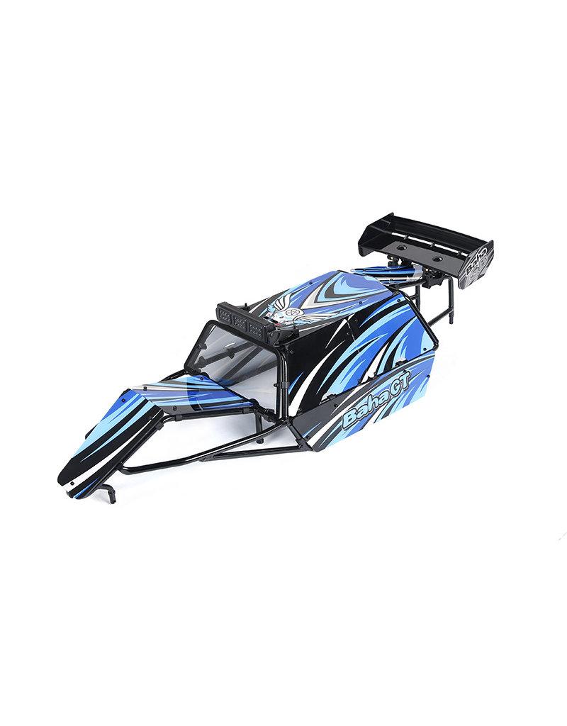 Rovan BAHA GT rolkooi PC-materiaalset versie met vleugel en lichtbak (in rood, blauw of carbon fiber kleur)