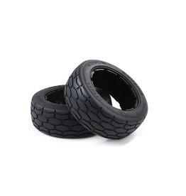 Rovan BAHA 5B Slate tire front tire  skin 170x60 (general LT/V5/5S/F5)