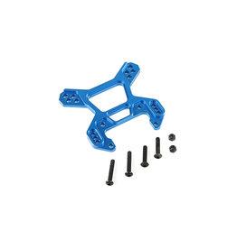Rovan Rovan LT / Losi 5iveT CNC metalen 8 mm versterkt frame / brug voor schokdemper vooraan (in rood en blauw)