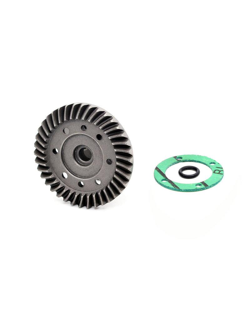 ZD Racing Differentieel kroonwiel 38T +afdichting (CNC)