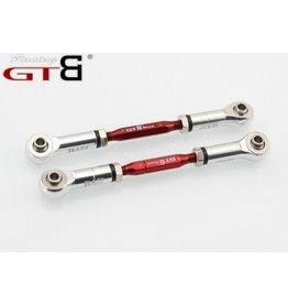 GTBRacing Stuurstang voor LOSI DBXL (2 stuks) / Steering turnbuckle pull rod set