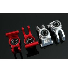 GTBRacing GTBracing Aluminum Rear Wheel Hub Carrier for LOSI DBXL , DBXL-E,MTXL