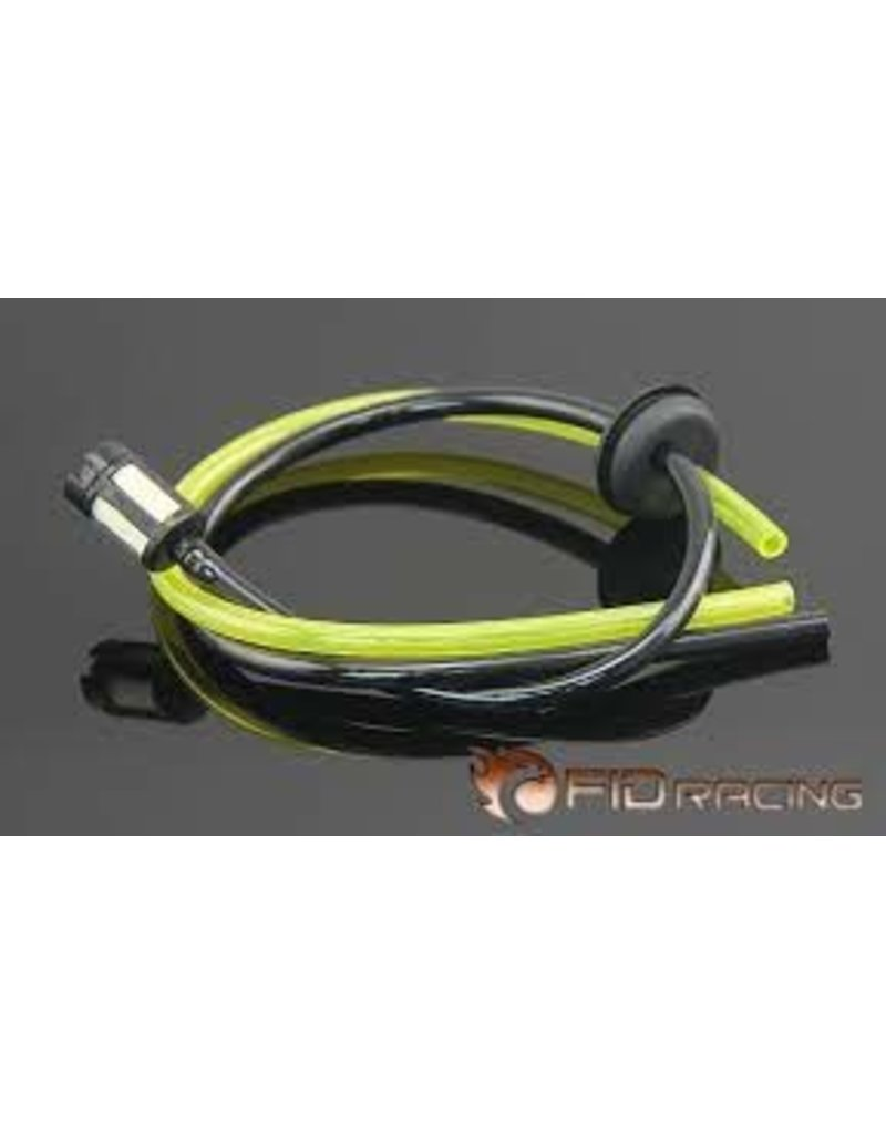 FIDRacing FID Fuel Line Set with Grommet for Losi DB XL (Desert Buggy XL)