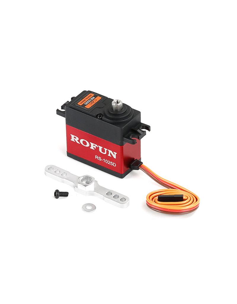Rovan 25kg hollow cup small steering gear (standard CNC metal steering gear arm)