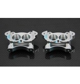 GTBRacing Front hydraulic brake V2 with 4 piston (include 2 pcs front extenders)