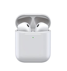 Sokoy TWS Bluetooth earphones i27 in white and black colors