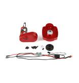 Rovan Electrische starter voor benzinemotoren in twee modellen en in twee kleuren