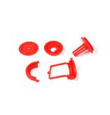 Rovan Sports Hoog sterke nylon luchtfilterset in verschillende kleuren