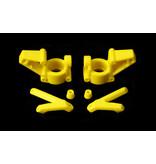 Rovan Sports BAHA HD nylon front wheel hub carrier kit / voorwielophanging in verschillende kleuren