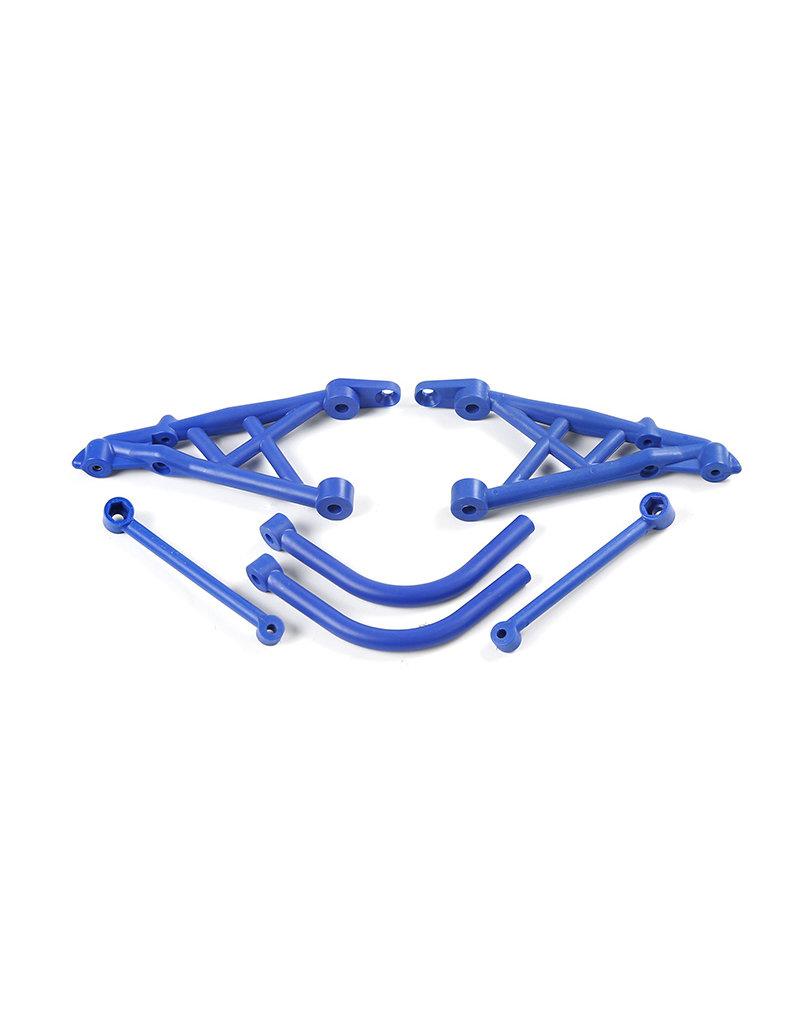 Rovan Sports BAHA HD Nylon Achterschokbrekersteun / rear shock absorb support set in meerdere kleuren