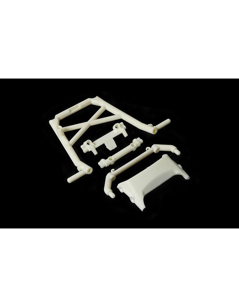Rovan Sports BAHA HD Nylon roof  bracket assembly kit in several colors / dakbeugel montageset in verschillende kleuren