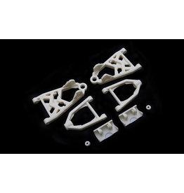 Rovan Sports BAHA HD 2nd gen.  nylon front suspension sets / draagarmset voorzijde in diverse kleuren