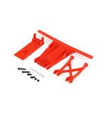 Rovan Sports BAHA 5SC Nylon high strength front bumper kit / voor bumper kit voor Short Course verkrijgbaar in verschillende kleuren